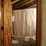 Baño de estilo rural