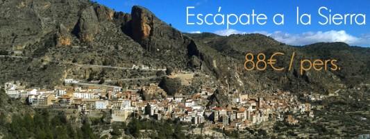 Dos días en la Sierra de Albacete