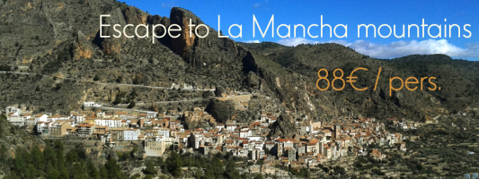Two days in La Mancha mountains